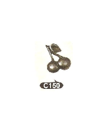 Мебелни дръжки месинг C150РАЗПРОДАЖБА-50%