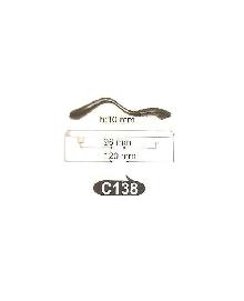 Дръжки за мебели от месинг C  138
