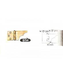 Стопер за прозорци B 54 ЛИКВИДАЦИЯ-50%