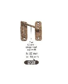 D 38 райбер,месинг-оксит,антик ЛИКВИДАЦИЯ-50%