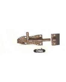 D 44 70mm резе-месинг-оксит,антик ЛИКВИДАЦИЯ-50%