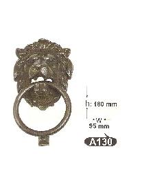 A 130 чукче за врата-месинг-оксит,антик ЛИКВИДАЦИЯ-55%