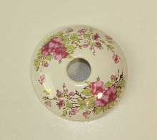 Аксесоари за баня порцелан,розетка десен код 174