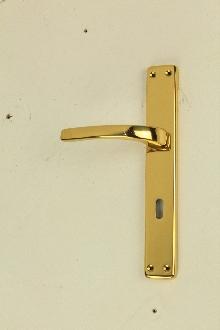 Дръжки за врата Е31 01 01 цвят месинг, обикн. комплект