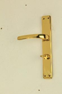 Дръжки за врата Е 31 01 01цвят месинг, WC сомплект