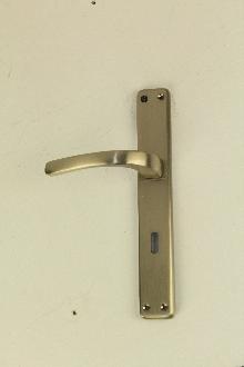 Дръжки за врата Е 31 08 08 цвят сатен, обикн. комплект