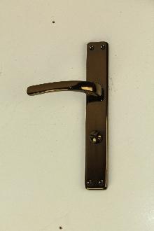 Дръжки за врати Е 31 11 11 WC медно покритие комплект