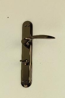 Дръжки за врата 28 11 11 WC.медно покритие комплект