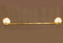 Аксесоари за баня порцелан,кърподърж. 1- ен злато