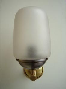 Брас-ст.злато.Аксесоари за баня аплик стенен