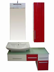 Шкаф за баня MDF АПОЛО100РАЗПРОДАЖБА - 50%