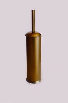 Електра Тоалетна четка месинг старо злато