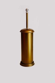 Електра Тоалетна четка старо злато порцелан