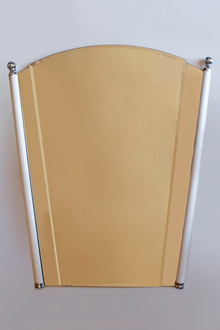 Кристално огледало за баня м-л ПЕПЕРУДА НАМАЛЕНИЕ