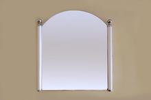 Кристално огледало в рамка месинг м-л МОХМ