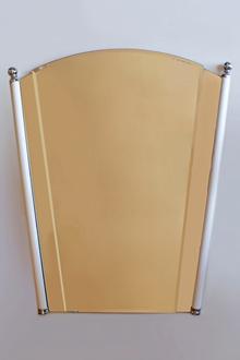 Кристално огледало за баня м-л ПЕПЕРУДА ЛИКВИДАЦИЯ-40%